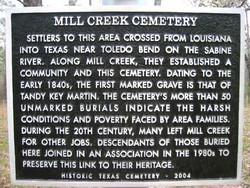 Old Mill Creek
