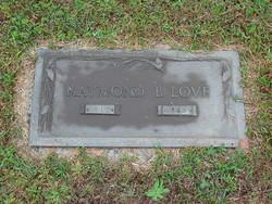 Raymond Burris R B Love, Jr