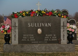 Mary Walker <i>Bryant</i> Sullivan