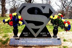 Cody Shane Superman Sanders