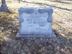 John Dudley Albertson