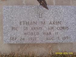 Ethan Magnus Akin