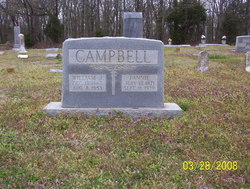 Fannie <i>Haynes</i> Campbell