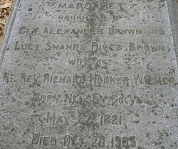Margaret <i>Brown</i> Wilmer