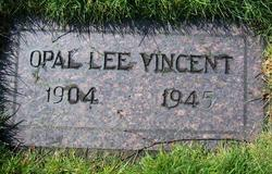 Opal Lee Vincent