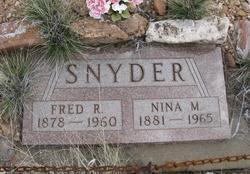 Nina Minerva <i>Farley</i> Snyder