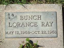 Lorance Ray Bunch