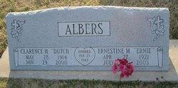 Ernestine Magdaline Ernie <i>Herr</i> Albers