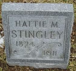 Hattie M Stingley