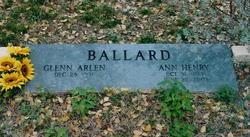 Glenn Arlen Ballard
