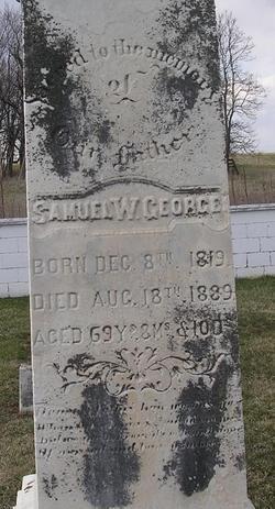 Samuel William George