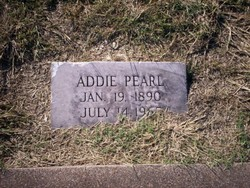 Addie Pearl Eddlemon