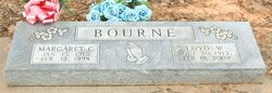 Margaret C Bourne