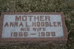 Anna Laura <i>Hoobler</i> Freed