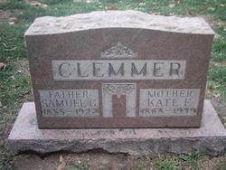 Samuel G Clemmer