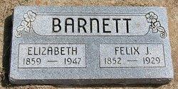 Elizabeth <i>Pemberton</i> Barnett
