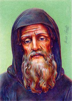 Saint Francesco di Paola