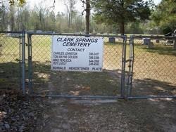 Clark Springs Cemetery
