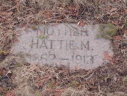 Hattie M Derbin