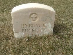 Hyrum Smith Buckley