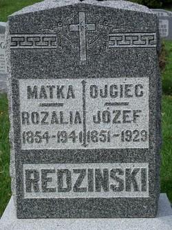 Rozalia <i>Edel</i> Redzinski