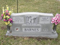 Connie J. <i>Bartee</i> Barnes
