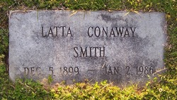 Latta Florine <i>Conaway</i> Smith