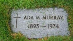 Ada M Murray