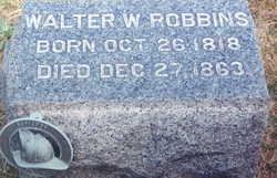 Walter W. Robbins