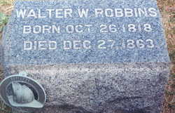 Walter Wilson Robbins