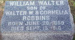 William Walter Robbins
