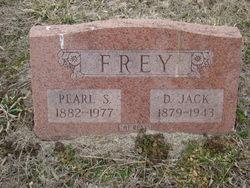 Pearl S. <i>Williams</i> Frey