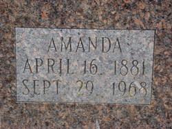 Amanda <i>Harvey</i> Shepard
