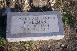 Edward Alexander Esselman