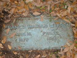Francis Marian Warren