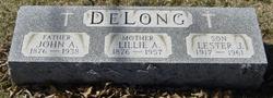 Lillie Ann <i>Hettinger</i> DeLong
