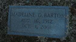 Madeline <i>Dunn</i> Barton