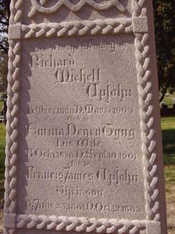 Richard Michell Upjohn