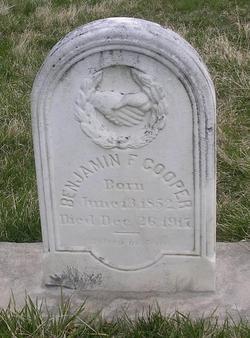 Benjamin F. Cooper