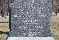 Alpheus Clawson