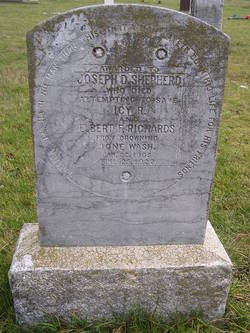 Joseph D. Joe Shepherd