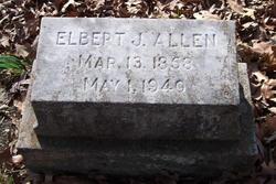 Elbert Jasper Allen