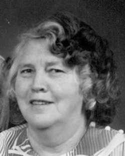 Mary Earleen <i>Longson</i> Harrison