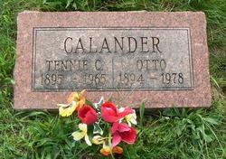 Tennie <i>Anderton</i> Calander