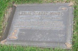 Leslie Robert Hines