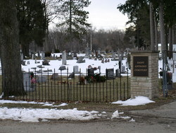 Saint Anthony Catholic Cemetery