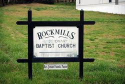 Rock Mills Missionary Baptist Church Cemetery
