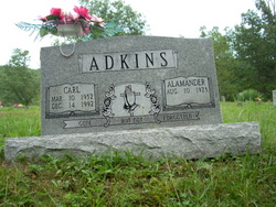 Alamander Adkins