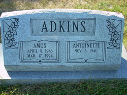 Amos Adkins