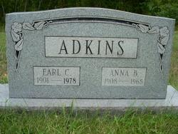 Anna B Adkins